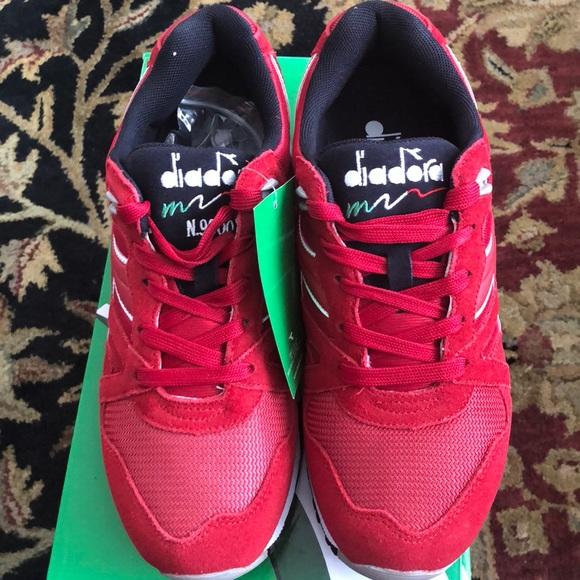 Diadora N 9000 Red 3cfa28cbfd